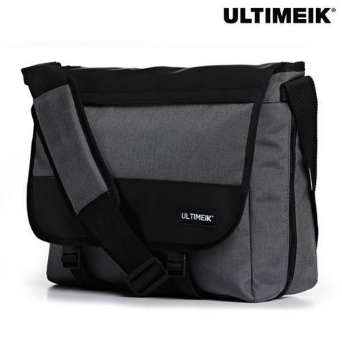 2040 Messenger Bag Grey