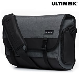 6011 Messenger Bag Grey