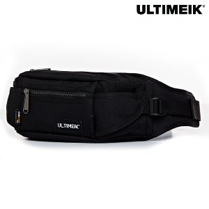 1600 Waist Bag Black (Hip Sack)